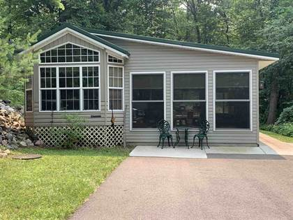 Residential Property for sale in 2816 E LAKE GEORGE ROAD, Rhinelander, WI, 54501