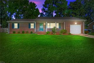 Single Family for sale in 4128 Sunnyfields Road, Portsmouth, VA, 23703