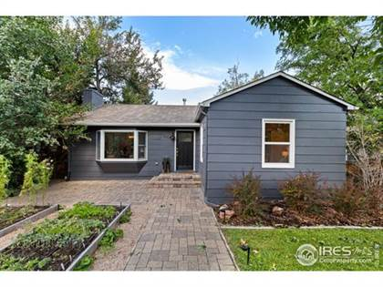 Residential Property for sale in 605 Alpine Ave, Boulder, CO, 80304