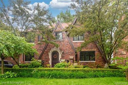 Residential Property for sale in 699 FISHER Road, Grosse Pointe, MI, 48230