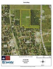 Land for sale in 00000 Miami St, Pleasanton, KS, 66075