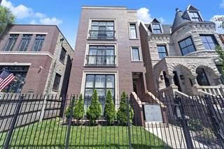 Condo for sale in 1634 West Warren Street 3, Chicago, IL, 60612