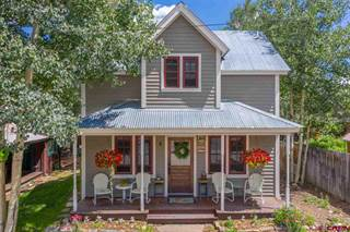 Single Family for sale in 112 & 114 Second Street, Crested Butte, CO, 81224