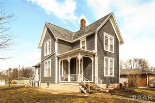 Single Family for sale in 206 FRONT Street, Benson, IL, 61516