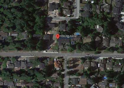 Vacant Land for sale in 20563 46A AVENUE, Langley, British Columbia, V3A6G4