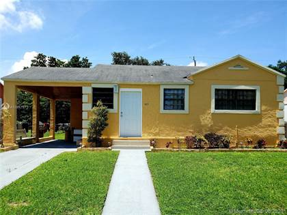 Residential Property for sale in 827 NW 65th St, Miami, FL, 33150