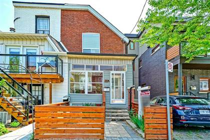 Residential Property for sale in 31 A Manchester Ave, Toronto, Ontario, M6G 1V4