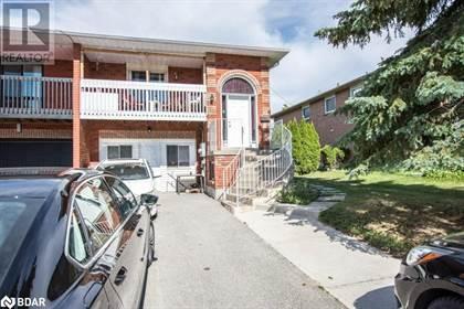 Multi-family Home for sale in 23 PORRITT Street, Barrie, Ontario, L4N6Y5