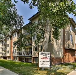 Apartment for rent in Sunnybrae Manor Apartments - 1 Bedroom 1 Washroom Small, Calgary, Alberta