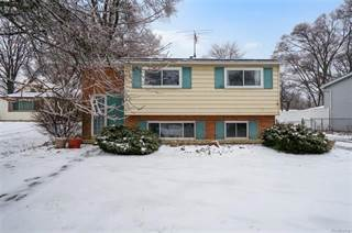 Single Family for sale in 30018 SAINT MARTINS Street, Livonia, MI, 48152