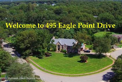 Residential Property for sale in 495 Eagle Point Drive, Toms River, NJ, 08753
