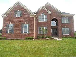 Single Family for sale in 24798 ACORN TRAIL, Novi, MI, 48374