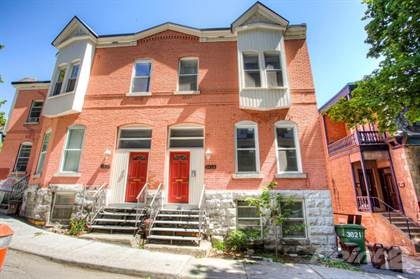 Residential Property for sale in 3629 Rue Lorne-Crescent, #1, Montreal, Quebec