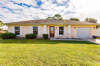 Residential Property for sale in 18261 Camellia RD, Fort Myers, FL, 33967