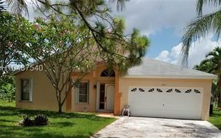 Residential Property for sale in 2841 Huron Way, Miramar, FL, 33025
