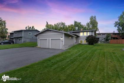 Residential Property for sale in 4655 Edinburgh Drive, Anchorage, AK, 99502