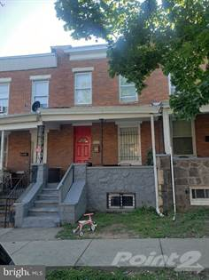 Single Family for sale in 1106 N KENWOOD AVENUE, Baltimore City, MD, 21213