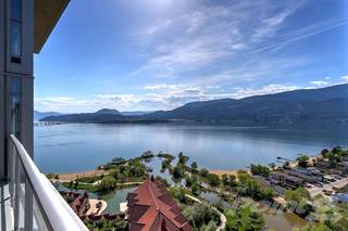 Condo for sale in 1075 Sunset Drive, Kelowna, British Columbia, V1Y 9Y9