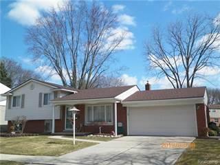 Single Family for sale in 15620 HUFF Street, Livonia, MI, 48154