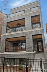 Condo for sale in 3830 North Damen Avenue 1, Chicago, IL, 60618