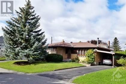 Single Family for sale in 1295 NOTTINGHILL AVENUE, Ottawa, Ontario
