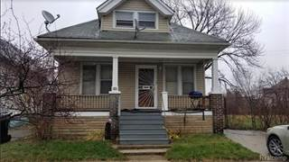 Single Family for sale in 7830 CONCORD Street, Detroit, MI, 48211