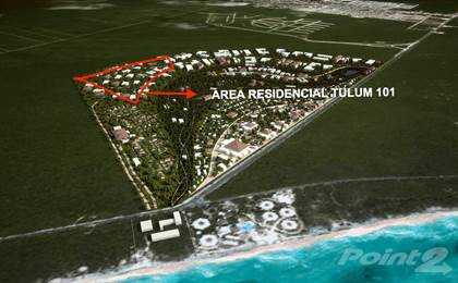 Lots And Land for sale in Residential Lots Next to Tulum Hotel Zone, Tulum, Quintana Roo