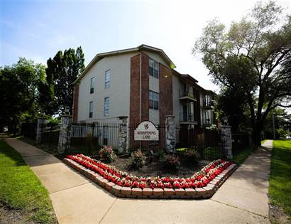 Apartment for rent in 4583 Whisper Lake Drive, Florissant, MO, 63033