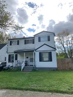Residential Property for sale in 6389 FAUST Avenue, Detroit, MI, 48228