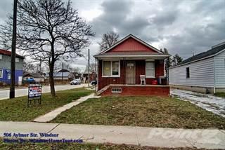 Multi-family Home for sale in 506 Aylmer, Windsor, Ontario