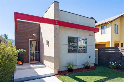 Residential Property for sale in 4434 Wilson Avenue, San Diego, CA, 92116