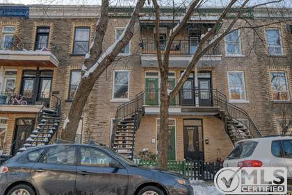 Multifamily for sale in 4450-4452 Rue Messier, Montreal, Quebec