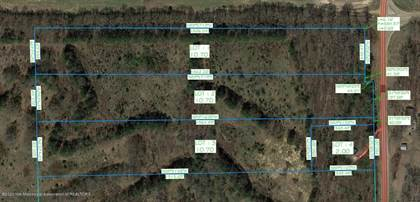 Lots And Land for sale in 2 Tulane Road, Eudora, MS, 38632