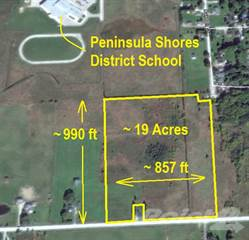 Land for sale in PT PARK LOT 1 ELM ST, South Bruce Peninsula, Ontario