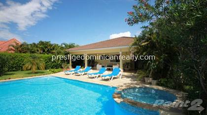 Residential Property for sale in Fantastic villa with incredible interior., Sosua, Puerto Plata