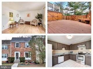 Townhouse for sale in 9017 PINEY GROVE DRIVE, Fairfax, VA, 22031