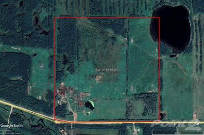 Farm And Agriculture for sale in RM 588 Meadow Lake 160 Acres, Meadow Lake, Saskatchewan, S9X 1Y6