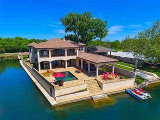 Single Family for sale in 322 East Lakeshore on Lake LBJ, Llano, TX, 78643