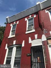 Townhouse for sale in 2619 W SILVER STREET, Philadelphia, PA, 19132