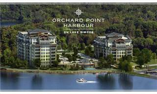Condo for sale in 90 Orchard Point Rd 705, Orillia, Ontario
