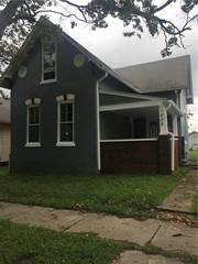 Single Family for sale in 1406 East Kelly Street, Indianapolis, IN, 46203