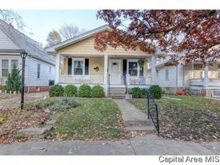 Single Family for sale in 1336 S Glenwood Ave, Springfield, IL, 62704