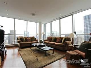 Residential Property for sale in 1225 Boul. Robert-Bourassa, # 2501, Montreal, Quebec