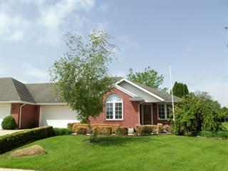 Duplex for sale in 1156 EDGEWATER Drive, Morris, IL, 60450