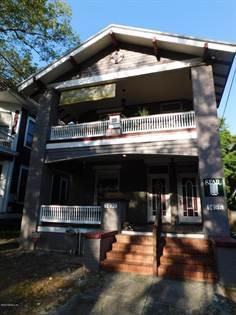 Residential for sale in 1425 SILVER ST, Jacksonville, FL, 32206