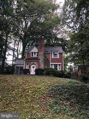 Single Family for sale in 8102 PARK CREST DRIVE, Silver Spring, MD, 20910