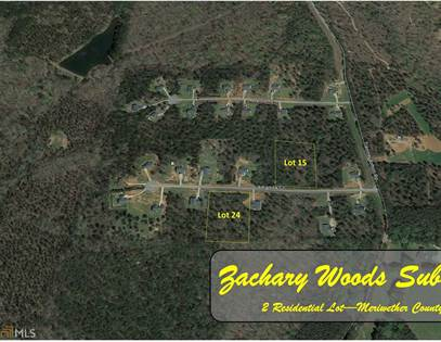 Lots And Land for sale in 100 Amanda Ct 15, Greenville, GA, 30222