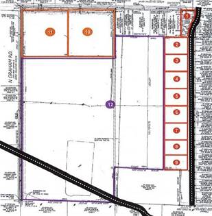 Lots And Land for sale in 10.00AC  W Apple Blossom  AVE, Bethel Heights, AR, 72745