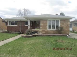 Single Family for sale in 9267 JEROME, Redford, MI, 48239