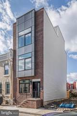 Townhouse for sale in 1444 N DOVER STREET, Philadelphia, PA, 19121